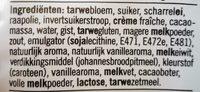 Melkbroodjes - Ingrediënten