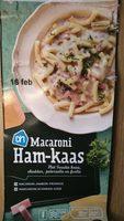 Macaroni Ham-Kaas - Product - en