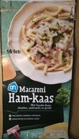 Macaroni Ham-Kaas - Product - nl