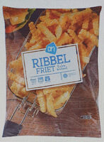 AH Ribbel friet - Product - nl
