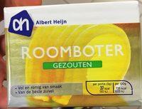 Roomboter Gezouten Wikkel - Product