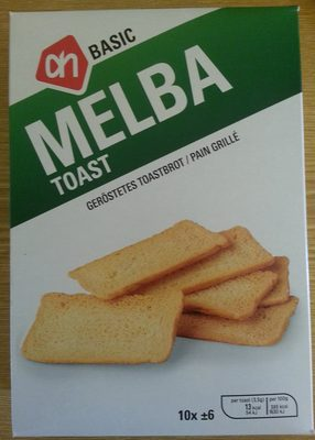 Basic Melba Toast - 1