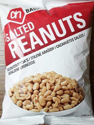 Salted Peanuts - Product - en