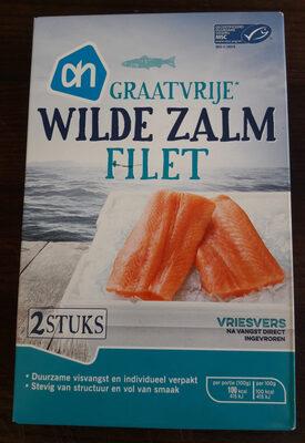 Wilde zalmfilets - Product - en