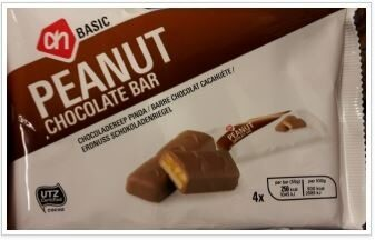 Peanut Chocolate Bar - Product - nl
