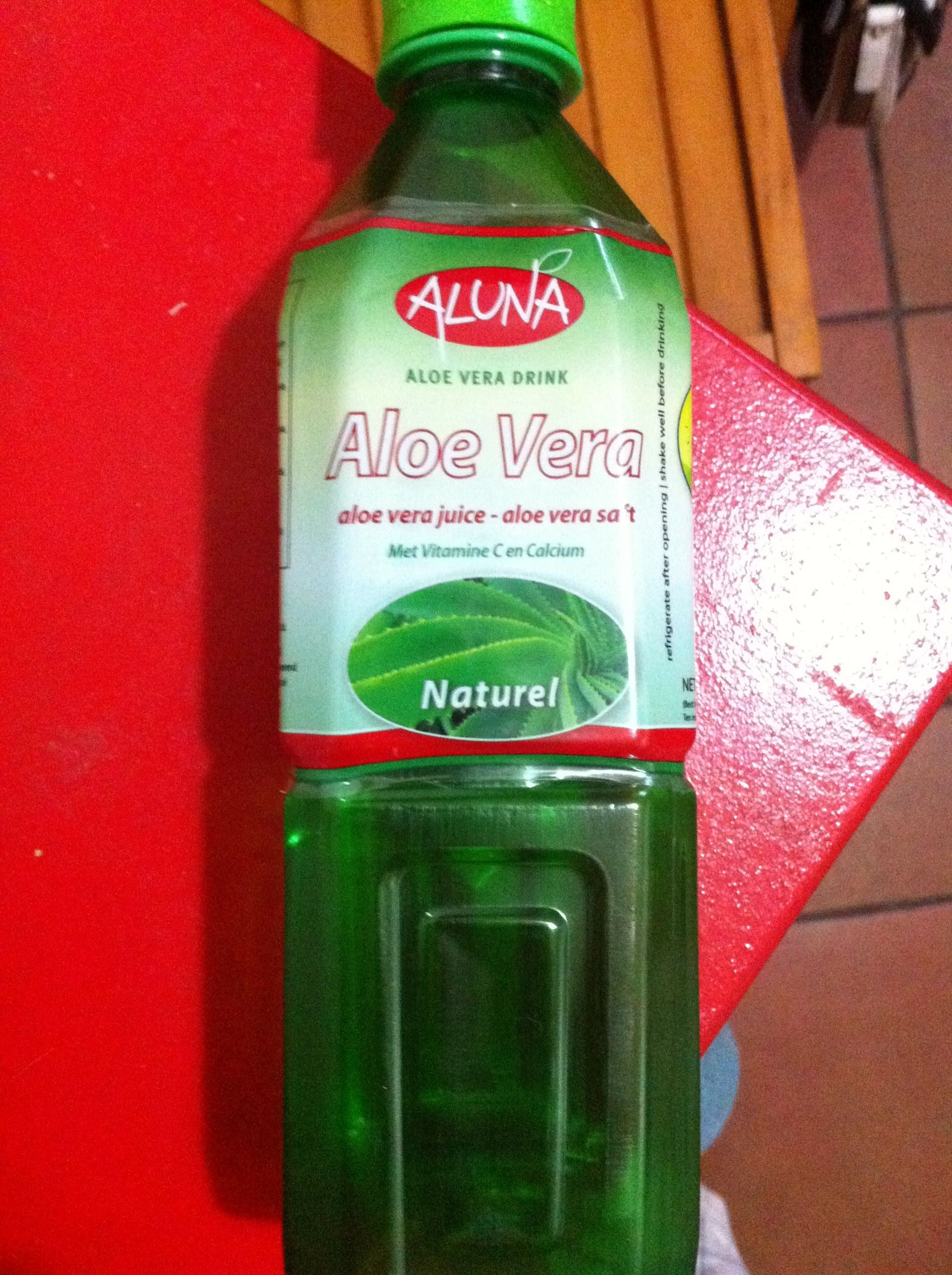 Aloe vera drink - Product