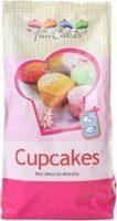 Funcakes Mix Voor Cupcakes -1KG - Produit - es