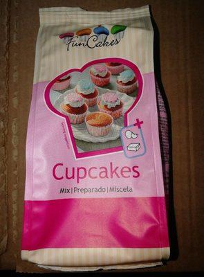 Préparation Cupcakes - 500G - Funcakes - Product