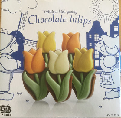 Chocolate tulips - Product - en