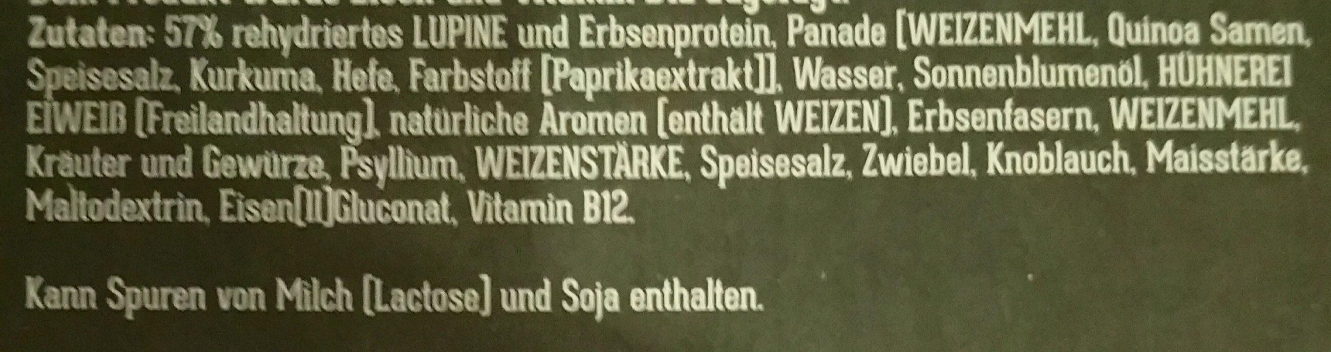 Schitzel - Ingrédients - de