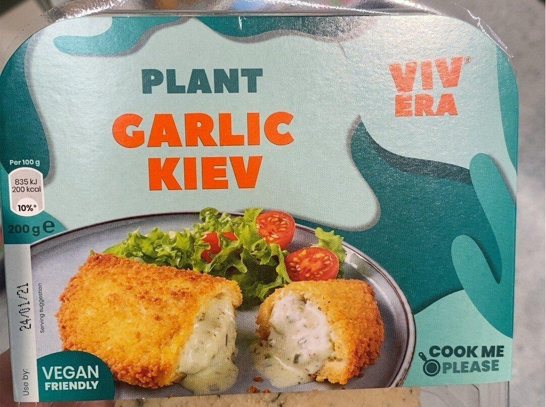 Garlic kiev - Product - en