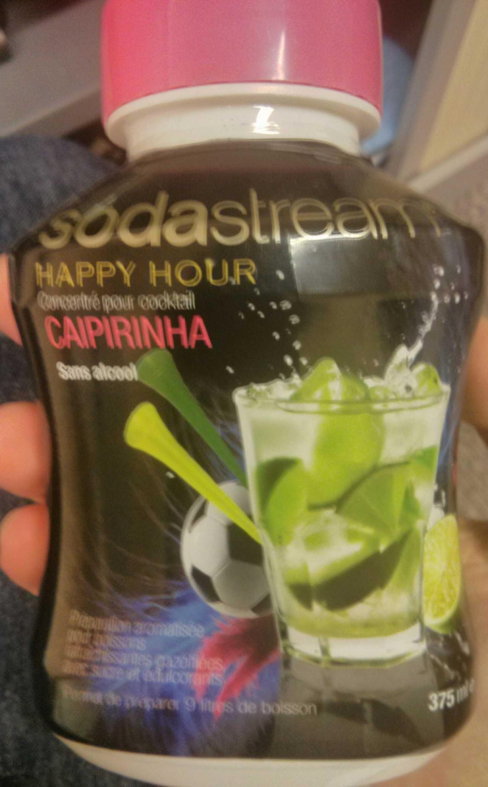 Happy Hour Concentré pour cocktail Caipirinha sans alcool - Product - fr