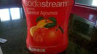 Concentré saveur agrumes - Product