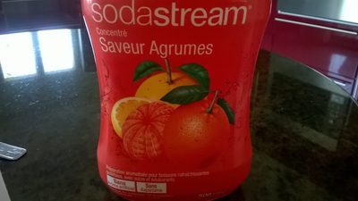 Concentré saveur agrumes - Produit