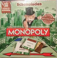 Schokoladen Monopoly - Produkt