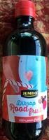 Diksap rood fruit - Product - nl
