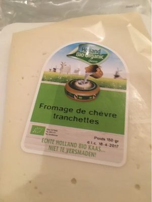 Fromage chévre tranchettes - Product