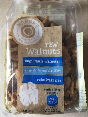 Raw Walnuts - Produit