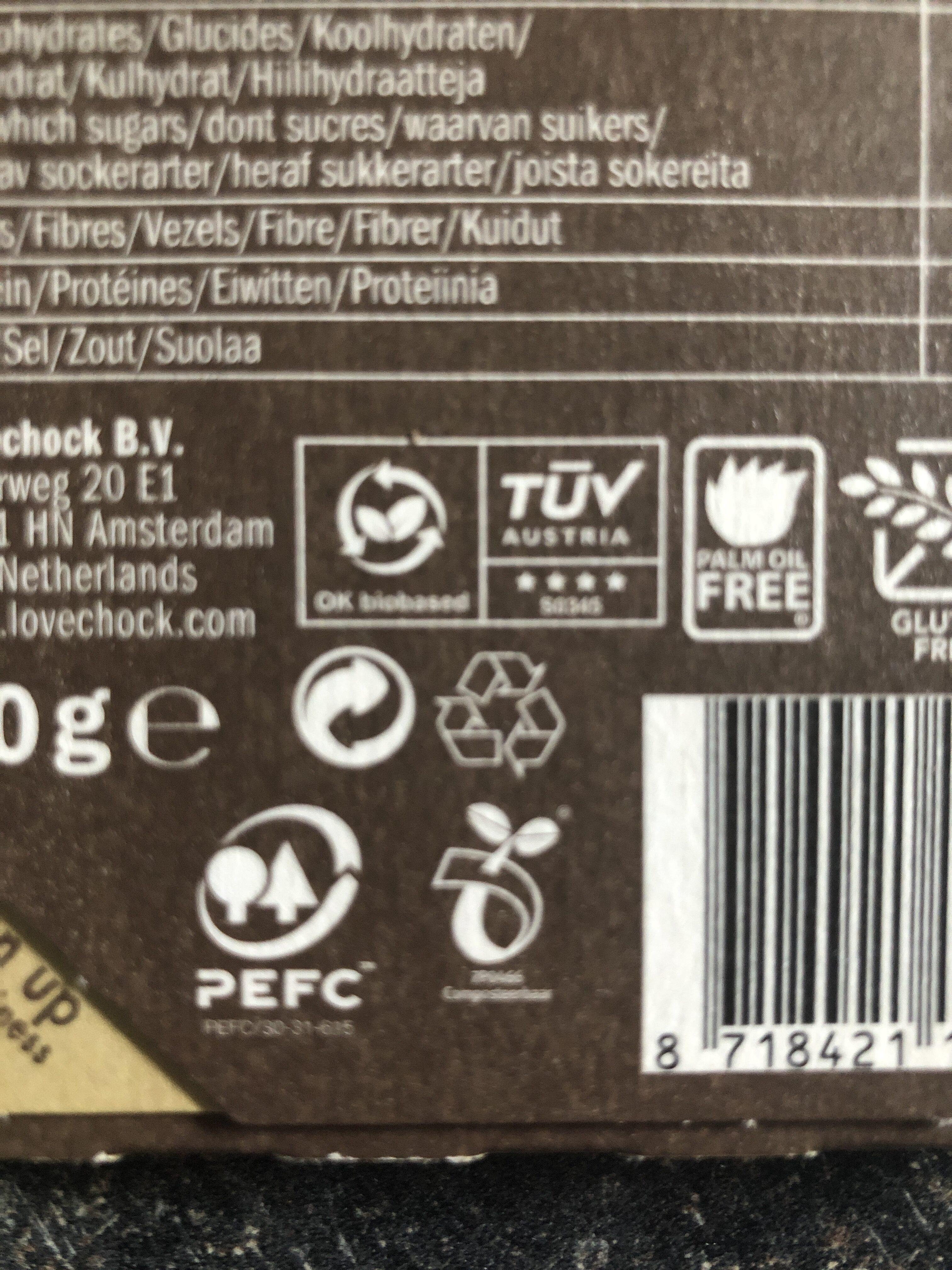 Almond and baobab - Recyclinginstructies en / of verpakkingsinformatie - fr