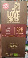 Extra dark 93% cacao - Product - nl