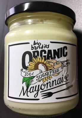 Organic Mayonnaise - Produit - fr