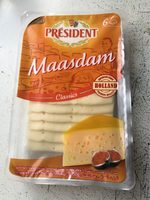 Fromage Maasdam - Product - fr