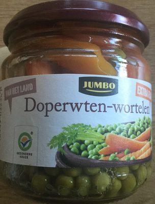 Doperwten-wortelen - Product