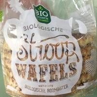 Biologische stroopwafels - Product