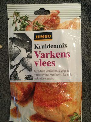 Kruidenmix voor Varkensvlees - Producto - nl
