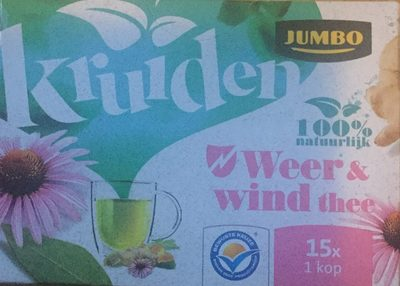Weer & wind thee - Product - nl