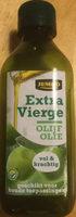 Extra vierge olijfolie - Product