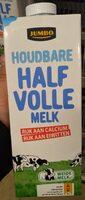 Houdbare half volle melk - Product - nl