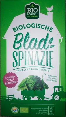 Biologische Bladspinazie - Produit