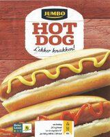 Jumbo Hotdogs - Product - nl