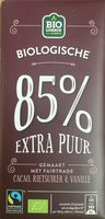 85% extra puur - Product - nl