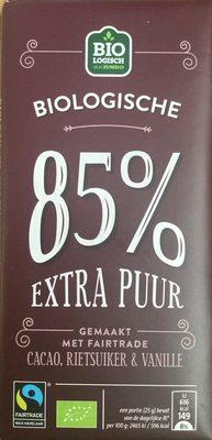 85% extra puur - Produit - nl