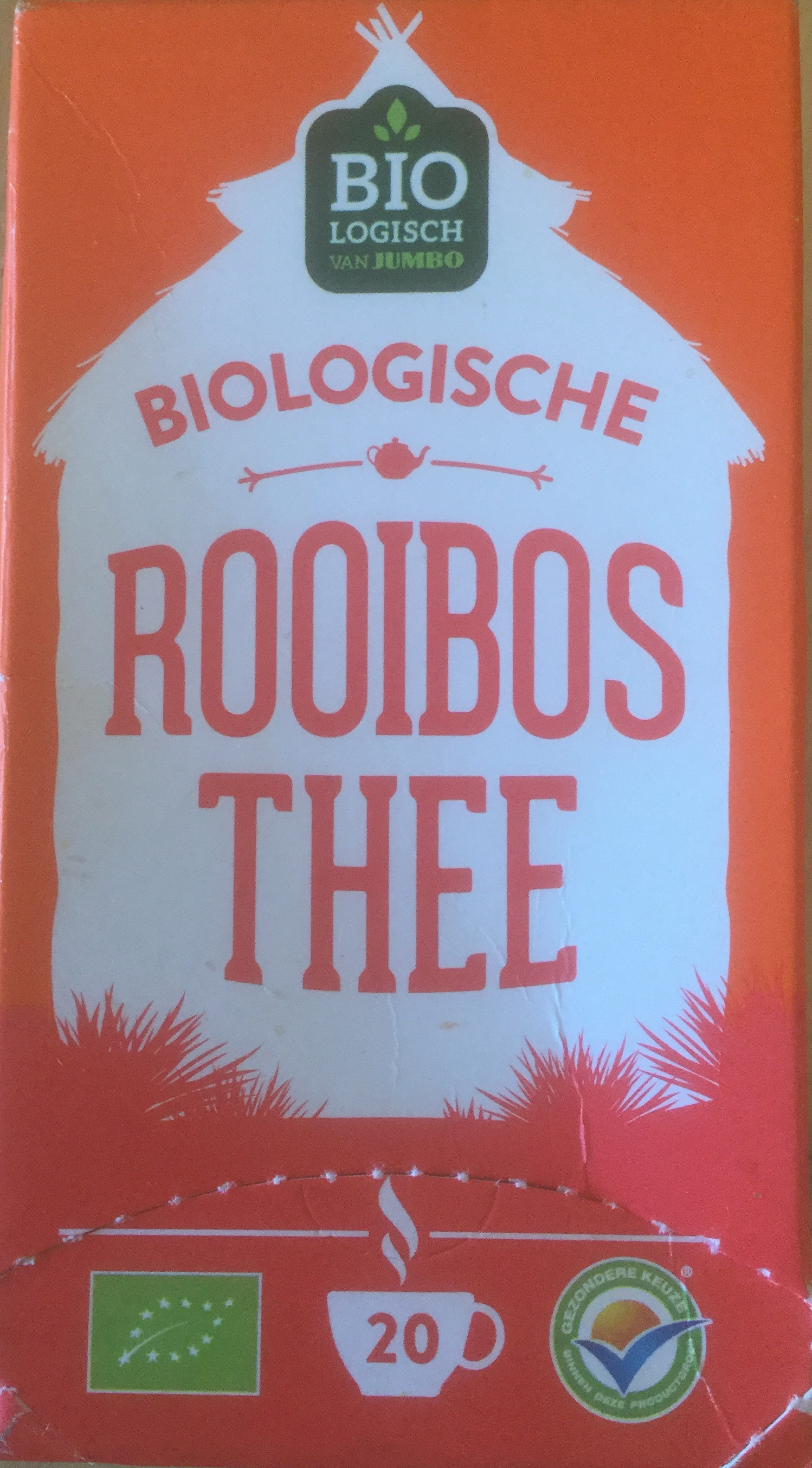 Biologische rooibos thee - Product