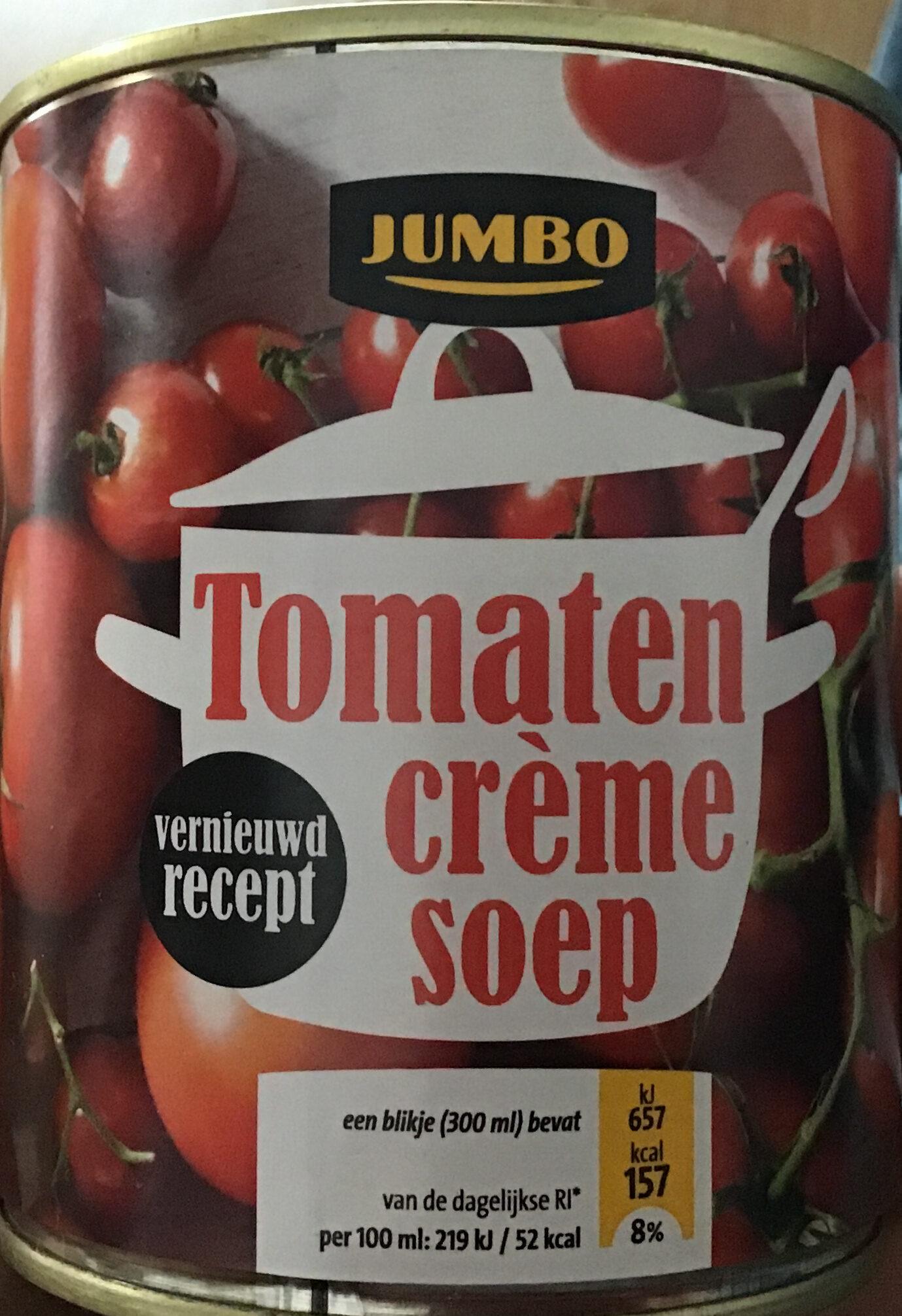 Tomaten crèmesoep - Product - nl