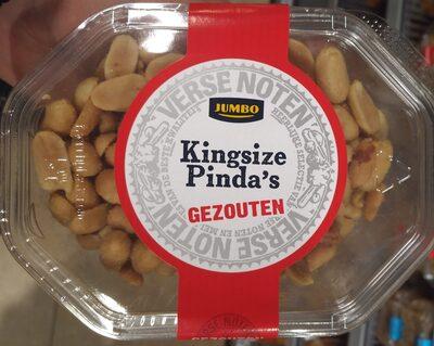 Kingsize Pinda's Gezouten - Product - nl