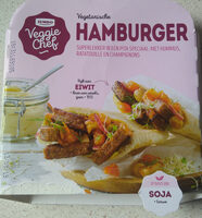 Vegetarische Hamburger - Product