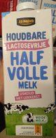 Houdbare lactosevrije half volle melk - Product - nl