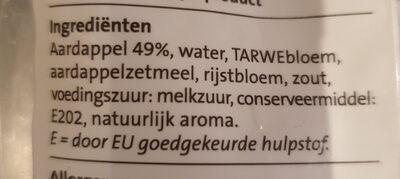 Jumbo gnocchi - Ingredients - nl