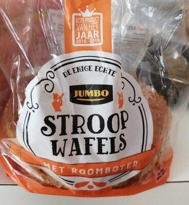 Stroopwafels met roomboter - Product - nl