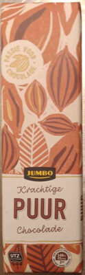 Krachtige puur chocolade - Product - nl