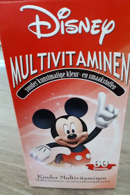 Kinder Multivitaminen - Product