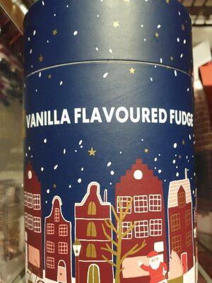 Vanilla flavoured fudge - Product