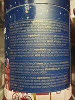 Vanilla flavoured fudge - Nutrition facts