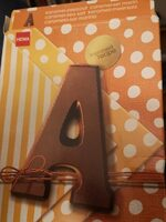 Chocolat hema lettre - Product