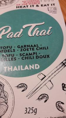 Tofu-Scampi-Nouilles-Chili doux - Product