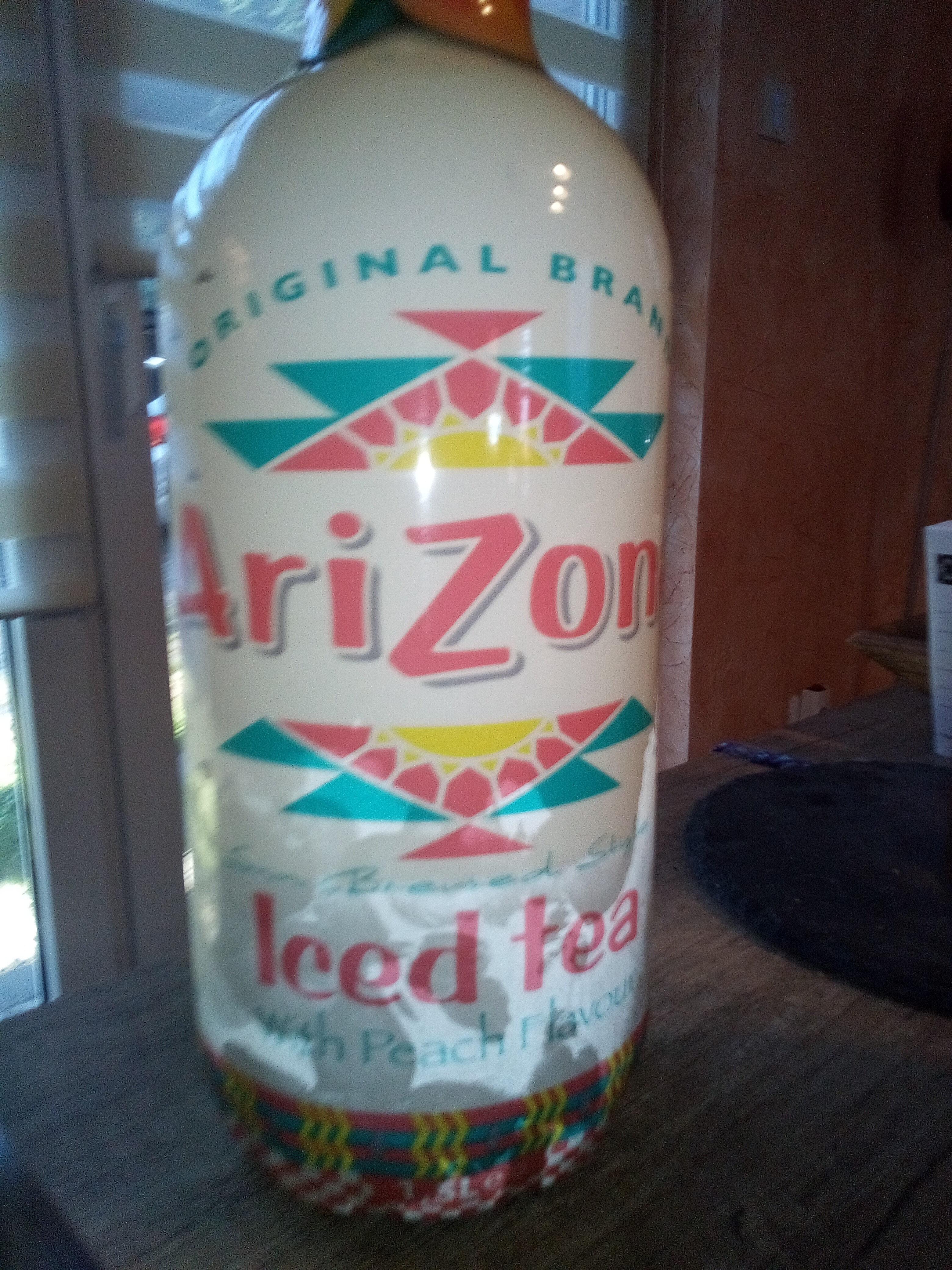 Arizona Iced Tea - Produkt - de